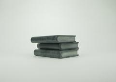 stenen boekensteunen